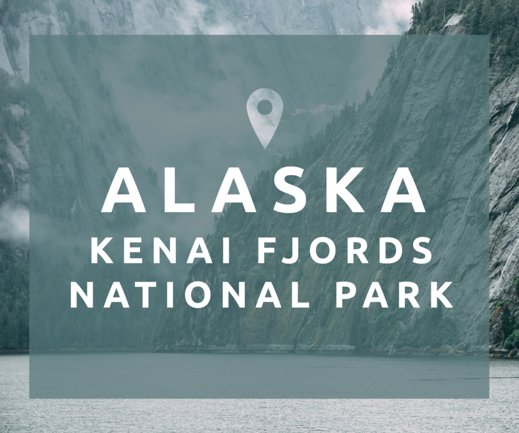 Kenai Fjord Alaska Reisen