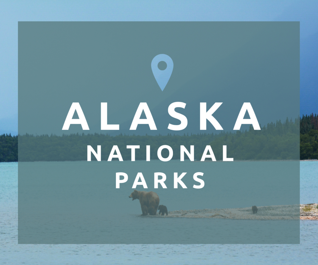 Alaska National Park Reise