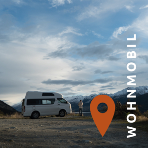 Wohnmobile Reise durch Alaska